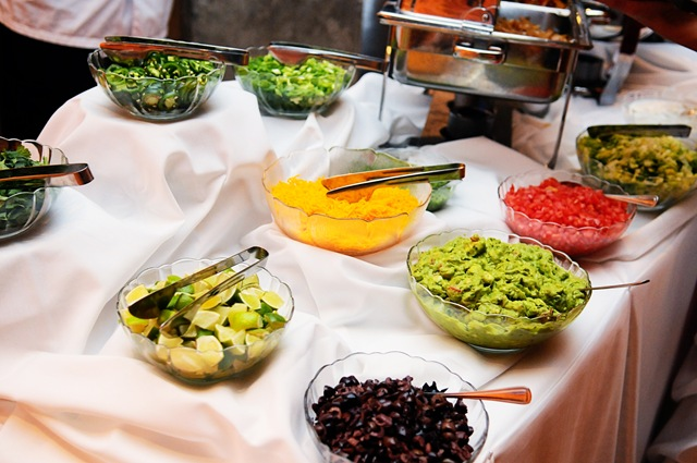 wedding reception mexican fiesta On mexican wedding food