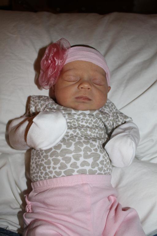 Cameryn Olivia 2 Amp 3 Weeks