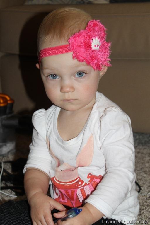 Cameryn Olivia: 20 Months! |
